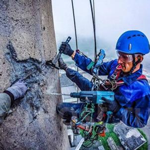 Промышленные альпинисты москва авито